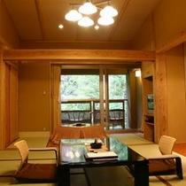 和室一例(山の蔵)