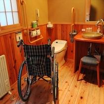 谷107号室.トイレ
