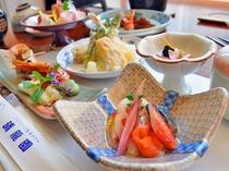 【お料理・酢の物】春の一例