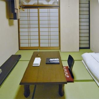 和室6畳【禁煙/布団敷き】