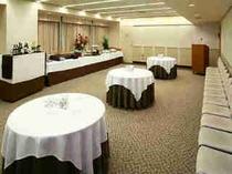 【新館3階.4階宴会場】立食パーティーならお任せあれ!歓送迎会にもどうぞ