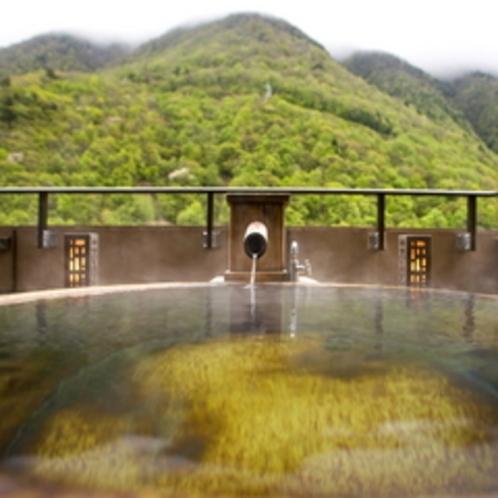 ■山の棟-曙AKEBONO-■【露天風呂】