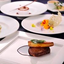 洋食コース一例2