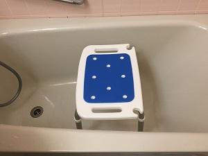 貸し出し用シャワーベンチ