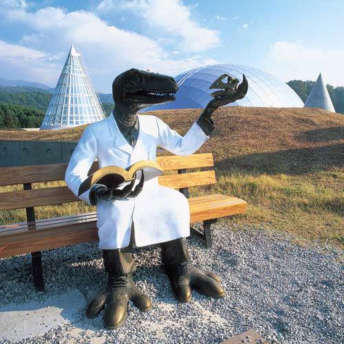 恐竜博士※(恐竜博物館)