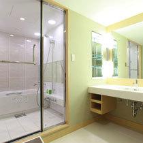 ◎改装スイートルーム(1510号室)浴室