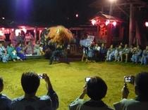 福地温泉夏祭り7月25〜8月25