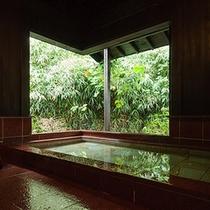 貸切風呂 赤の湯
