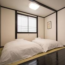 文蔵 寝室