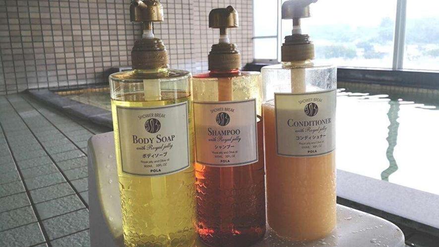 生ローヤルゼリーと良質なオリーブオイルを全品に配合。 健やかでピュアな髪と肌を叶える。POLA(ポー