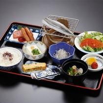 お子様の和朝食(小学生限定)(イメージ)