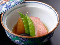 金目鯛煮付け(イメージ)