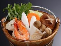 塩麹仕立ての寄せ鍋(イメージ)