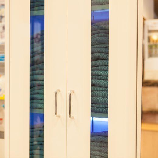 ナイトウェアは、ロビー殺菌棚より必要な方は、お取り下さい。