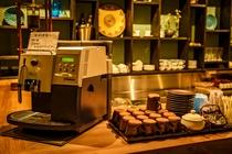 無料コーヒーサービス