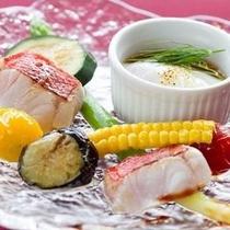 ○お料理一例