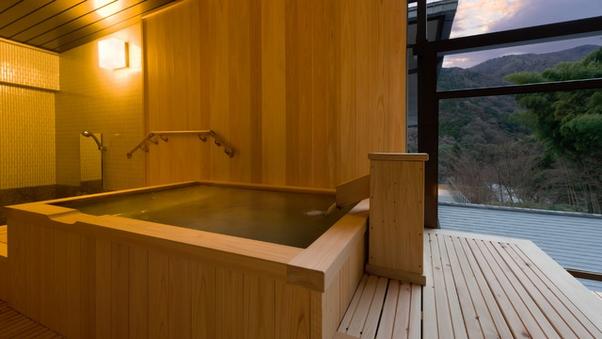 迎賓館露天風呂付客室 春曙紅◆禁煙◆