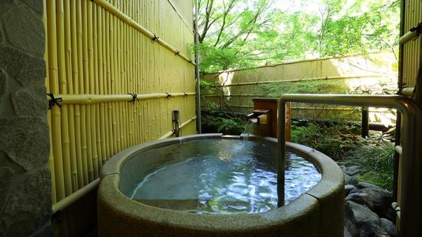 和室露天風呂付き客室「空蝉」(50平米)◆禁煙◆