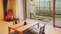 【別館1F貸切特別室「太閤」140平米】和室のお部屋にはマッサージチェアをご用意しております。
