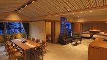 【別館1F貸切特別室「太閤」140平米】別館1Fフロア貸し切りの特別室です。