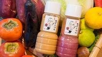 【館内】お土産コーナー 大田忠道監修の味覚のお土産や有馬の人気の土産をご用意しております