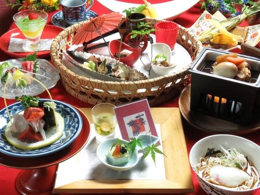 【夕食付き】十四代梅治郎<仙台グルメのコース料理>ホテルから徒歩8分◆朝食無料サービス◆
