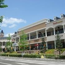 人気の泉プレミアムアウトレット♪仙台駅から往復バスあります!