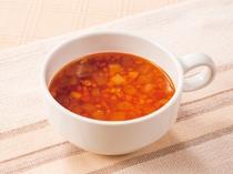 【日替わりスープ】人気のミネストローネ