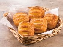 ◆パンメニュー◆甘いパンの人気メニューデニッシュパン◆