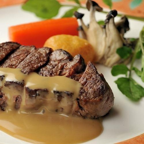 【選べるグリル】牛フィレステーキ