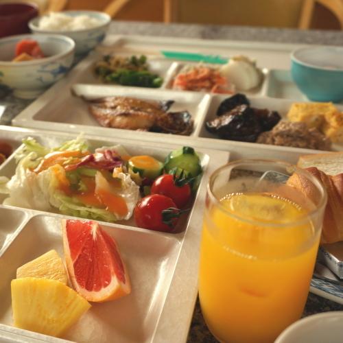 【朝食】洋食もお楽しみください!