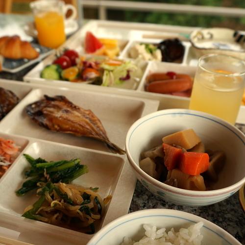 【朝食】和食が充実!