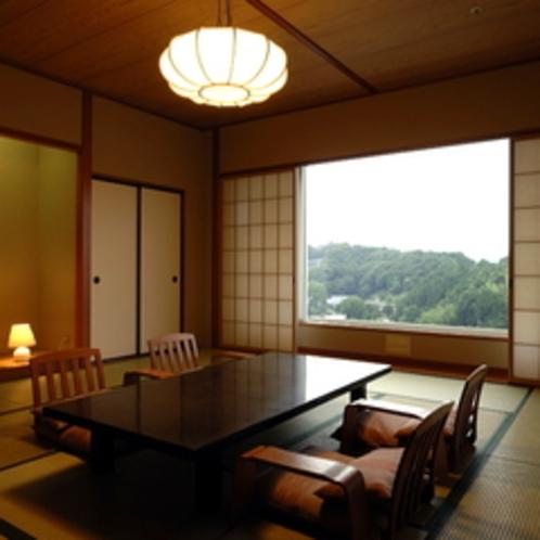 【和室12.5 畳】 バス・トイレ付き -富士山を望む-