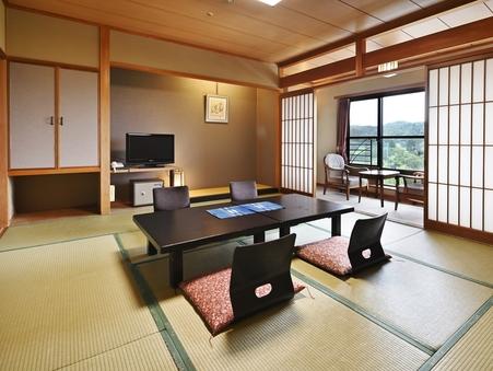 【スタンダード客室】和室10畳(バス・トイレ付)