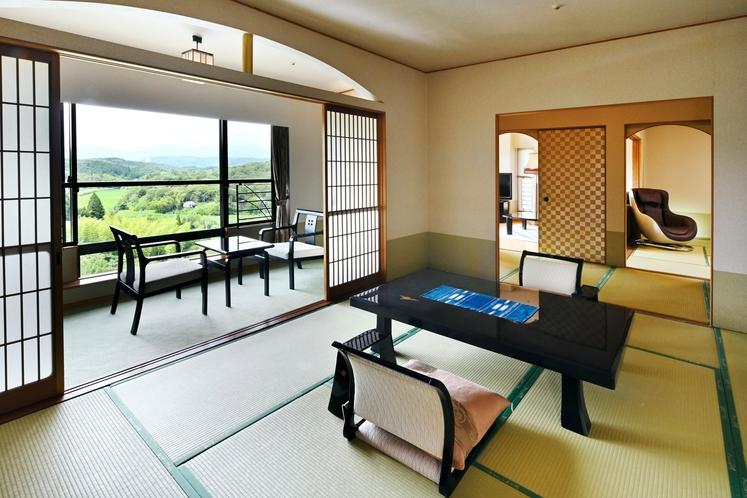 本館最上階7階「浪漫亭・特別室」