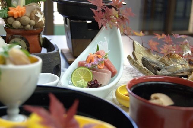 秋のお料理