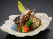 岩魚のカリカリ