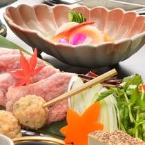 *【憩(いこい)膳/料理一例】リーズナブルに季節の味覚を楽しめるお食事です。