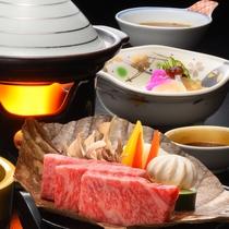 *【和(なごみ)膳/料理一例】当館のスタンダード。彩り豊かなお食事をお愉しみ下さい。