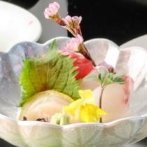 *【憩(いこい)膳/料理一例】季節や仕入状況に合わせて、料理内容は変更されます。