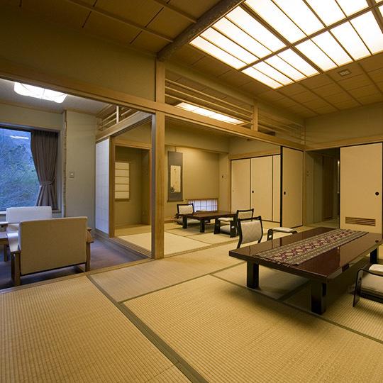 総檜内風呂付 特別室