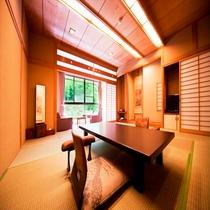 《ご夫婦・カップルにもピッタリ》 標準客室 和室10畳 広縁 32㎡ 【客室一例】