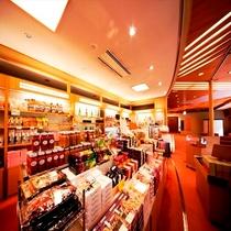 《御土産処-深山》 山梨の特産品やお菓子、早川町オリジナル商品など取り揃えております