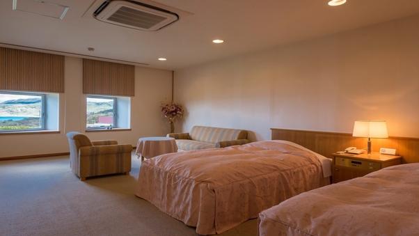 日本海が見える特別洋室【2名様専用】