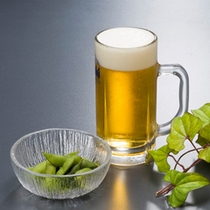 冷えたビール★