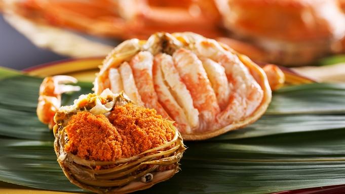 【夫婦蟹を堪能】冬の味覚 香箱蟹とズワイ蟹を食す