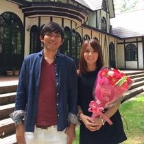 6月11日に2度目の来館された千葉県から来られた木崎さま