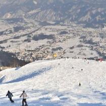 ■八方尾根スキー場
