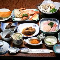 *【海鮮プラン料理例】「殻付ウニ」や、「あわび水貝」など新鮮味覚をとことん満喫!