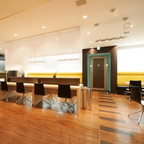 2階コーヒーラウンジ(1)